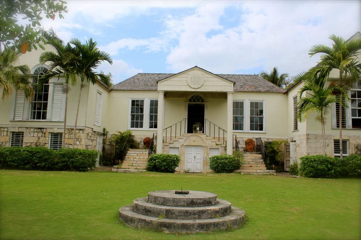 Due to the expansion of the British Empire, plenty of British Colonial architecture can be found in the West Indies, such as Jamaica.