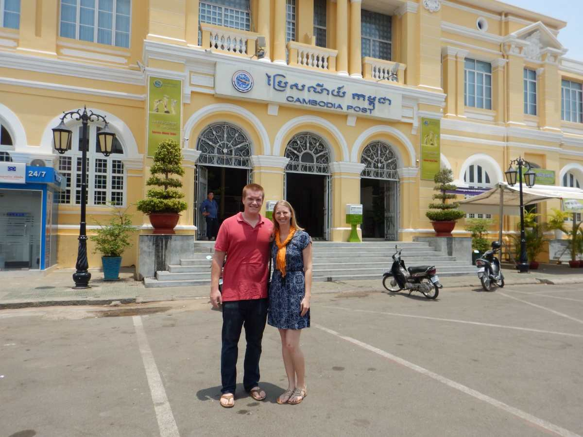 Phnom Penh is one of the best places to see French Colonial architecture in Southeast Asia.