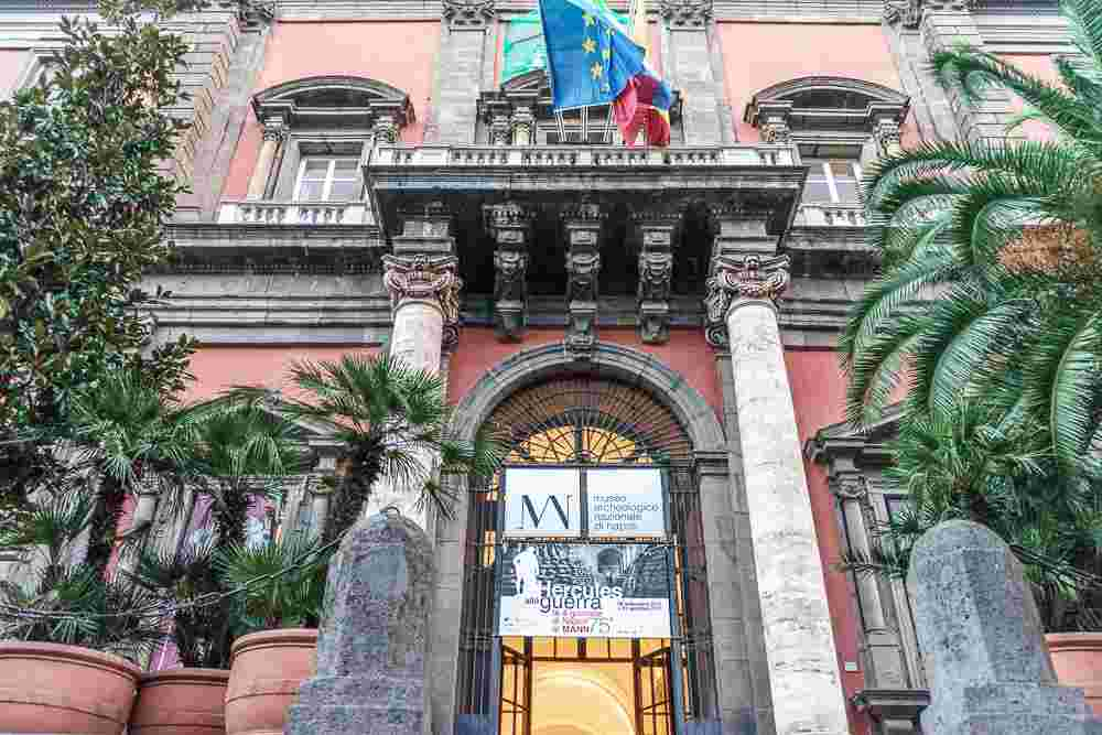 The archaeological museum is a must do if you only have one day in Naples.