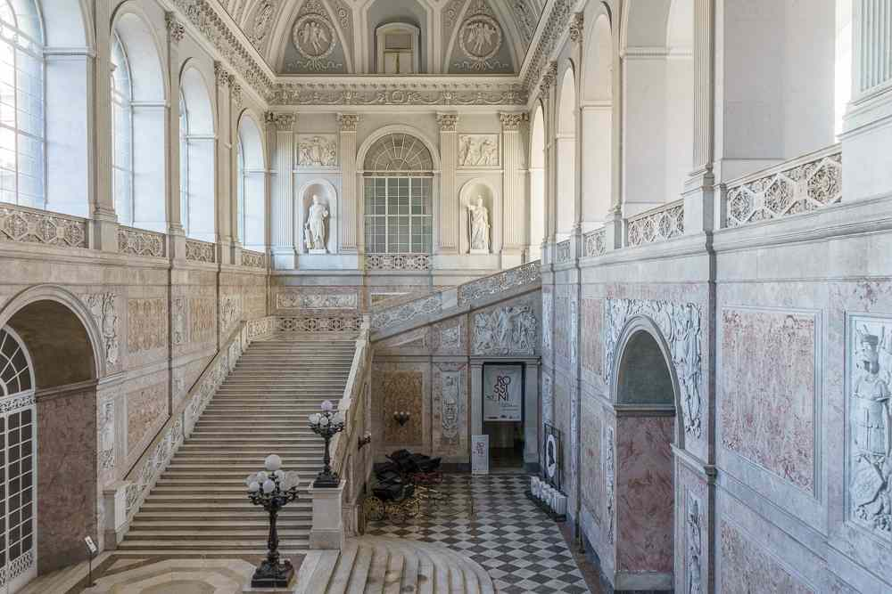 The Royal Palace is one of the top things to see in Naples in one day.
