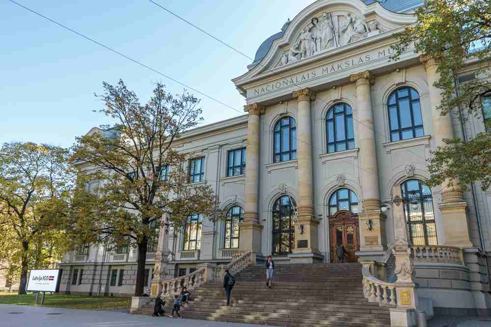 Don't forget to check out some of the great museums in Riga!