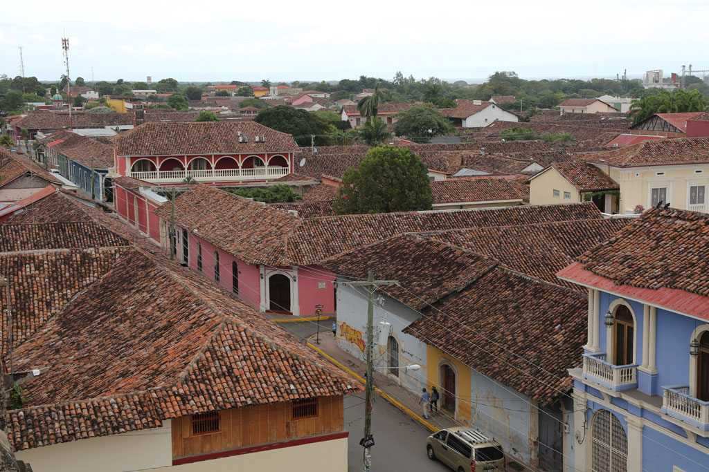 Spanish Colonial architecture in Nicaragua.