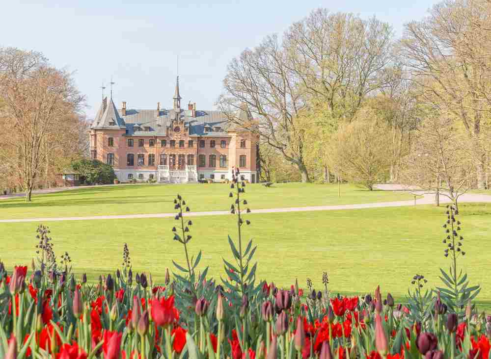 Don't miss Sofiero Palace in Helsingborg on your day trip from Copenhagen. C: Hans Christiansson / shutterstock.com