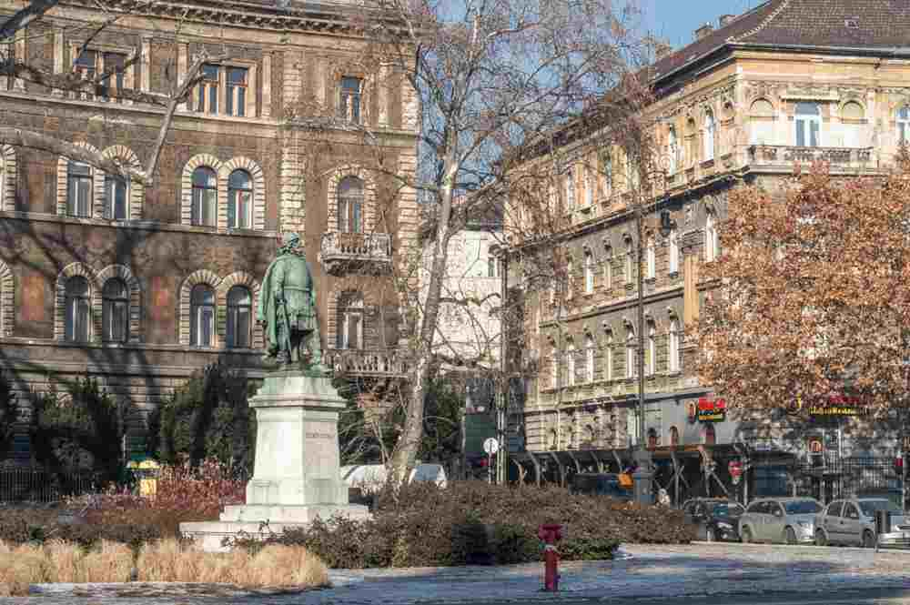 Take a stroll down Andrassy Avenue during your one day in Budapest and enjoy the architecture.