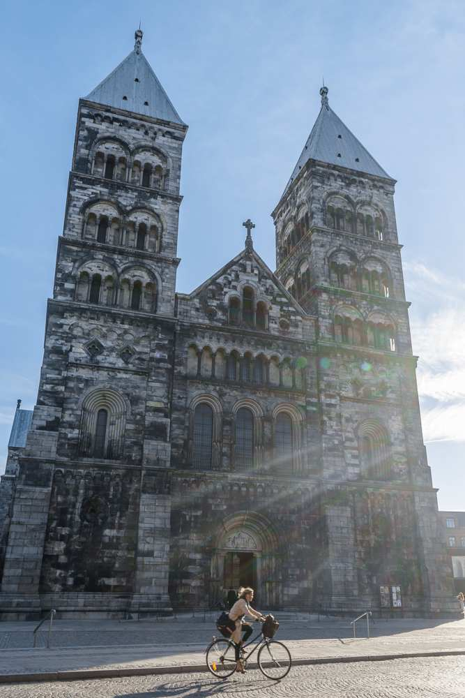 Lund is one of the best day trips from Copenhagen.