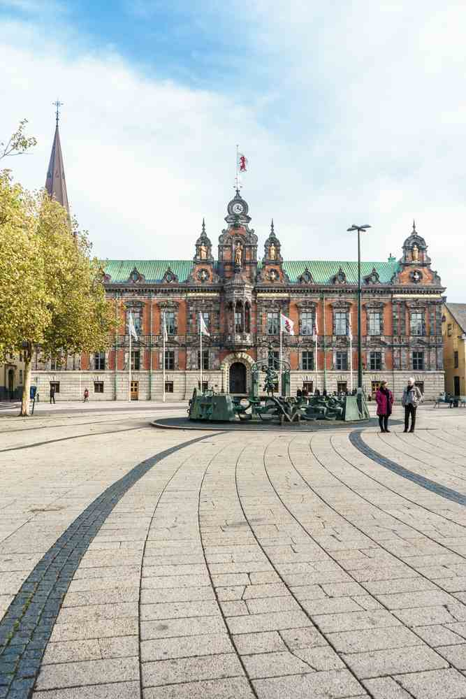 Malmo is one of the best day trips from Copenhagen.