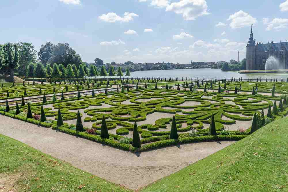 Marvel at the beautiful Frederiksborg Gardens on a day trip from Copenhagen.