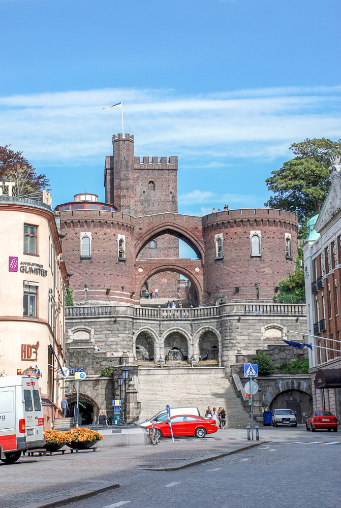 Kärnan is one of the best things to see in Helsingborg on a day trip from Copenhagen.