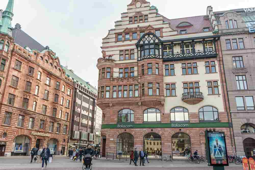 Go shopping in Malmo on this day trip from Copenhagen.