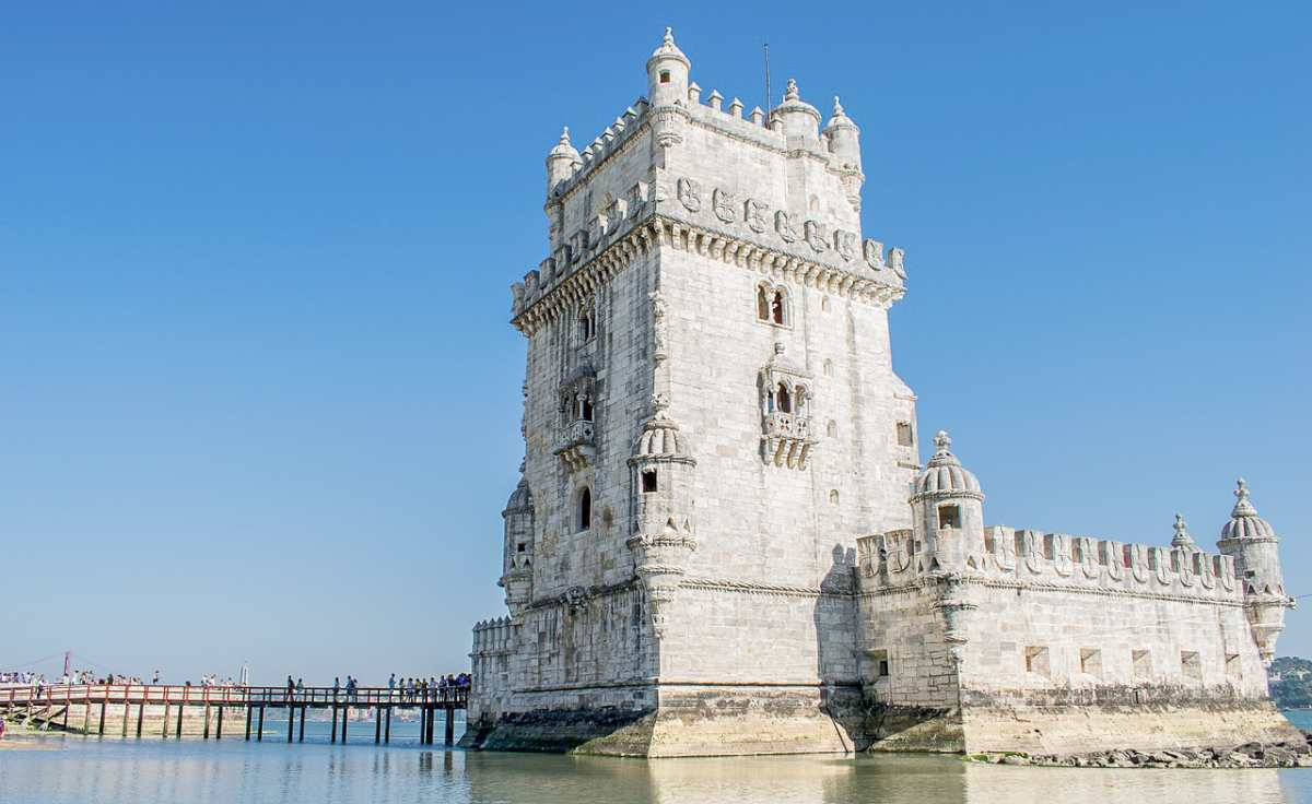 Belem Tower is a must-see during your day in Lisbon.