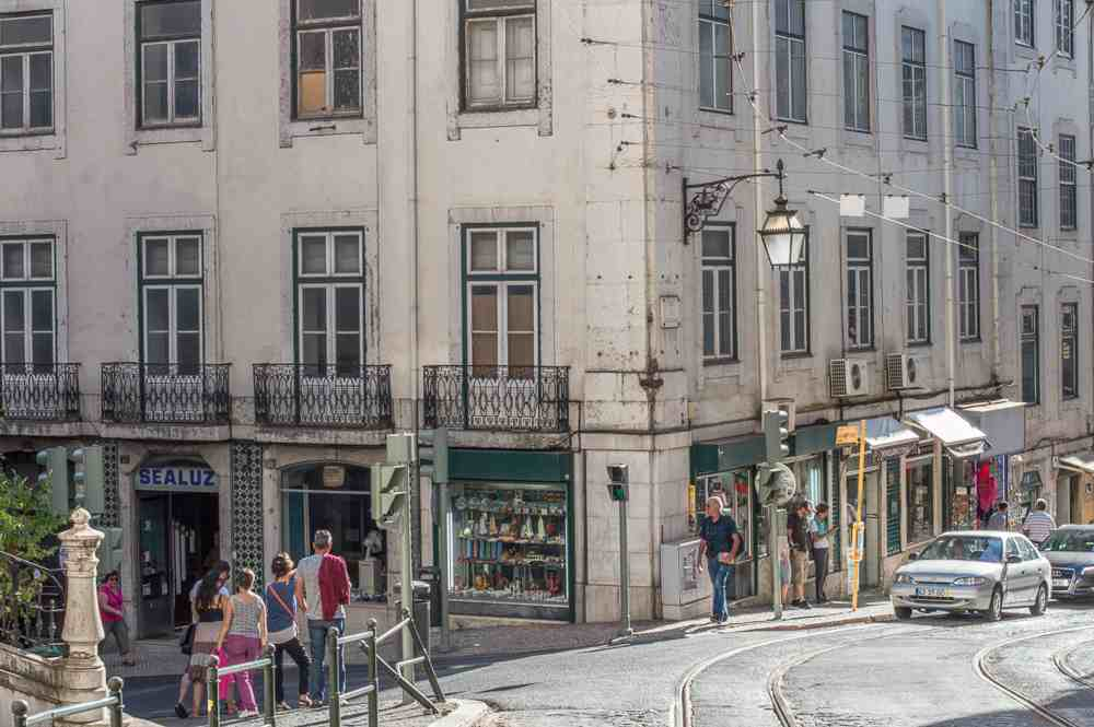 No day in Lisbon can be complete without a stroll around the Alfama district.
