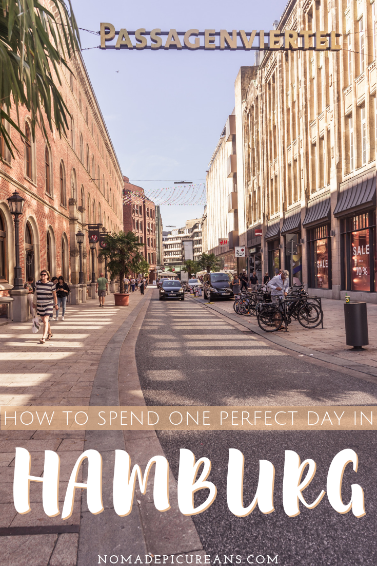 Got only one day in Hamburg? Make the most out of your 24 hours in Hamburg with our guide. Enjoy traditional Hamburg delicacies and see Hamburg's top sights. #travel #germany #hamburg