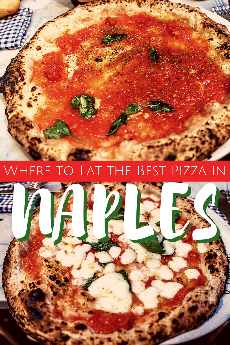 Check out this tried and tested guide to the best pizza in Naples, Italy which reveals much more than just where exactly Julia Roberts ate in Eat, Pray, Love! Learn all about the history of pizza and what makes Neapolitan pizza so special. #travel #italy