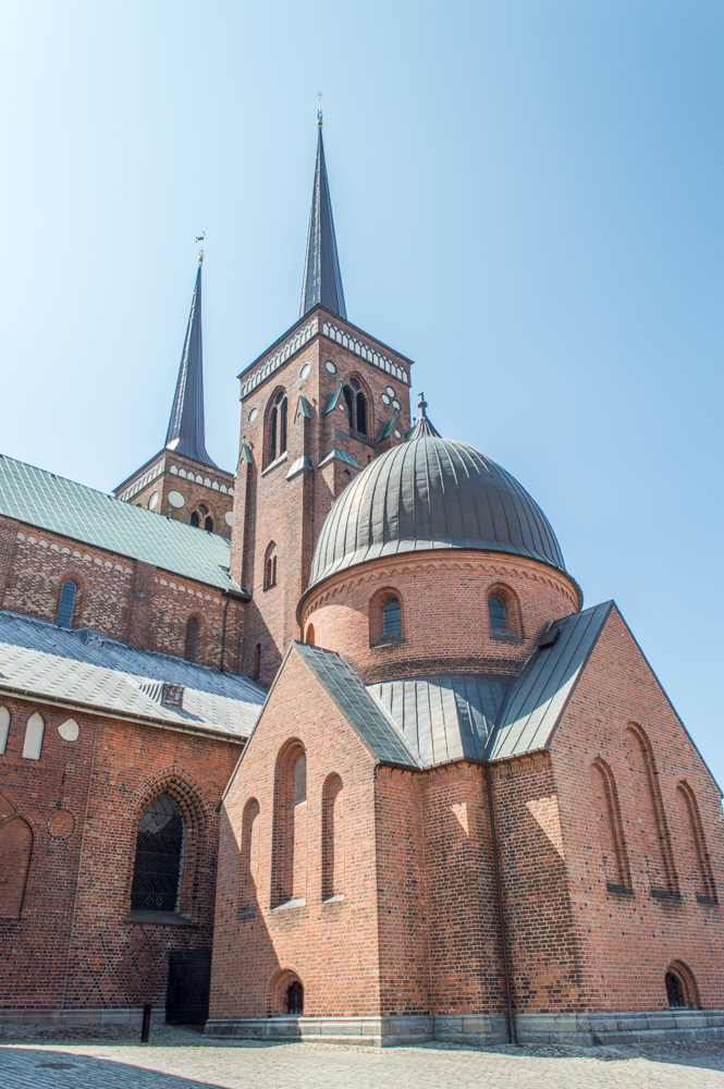 Roskilde Cathedral is a must-see on a day trip from Copenhagen.