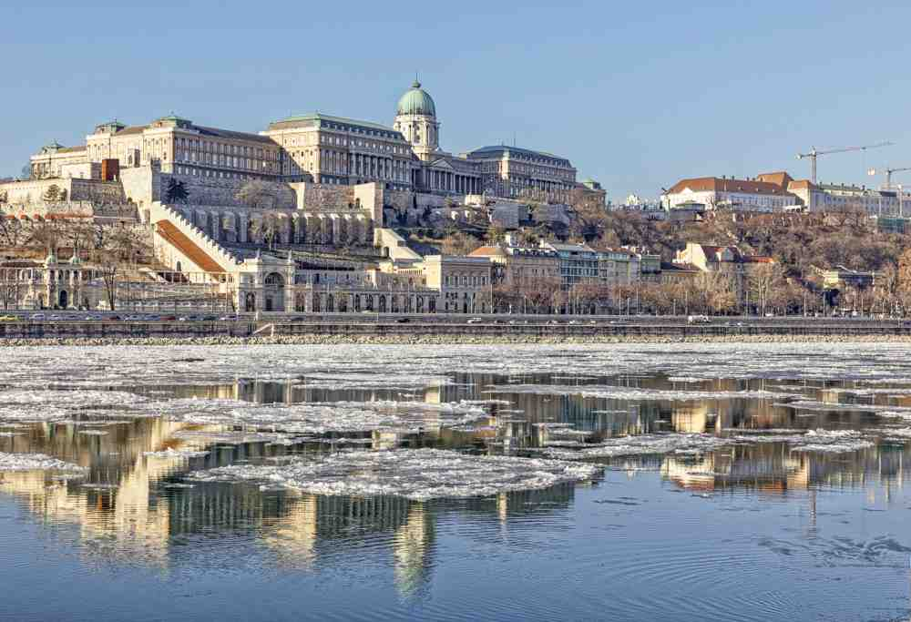 Buda Castle is an unmissable sight if you're for 2 days.