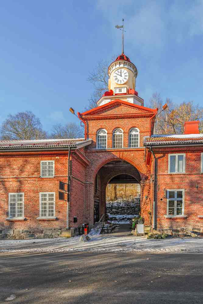 Explore Finland's industrial past on this easy day trip from Helsinki.