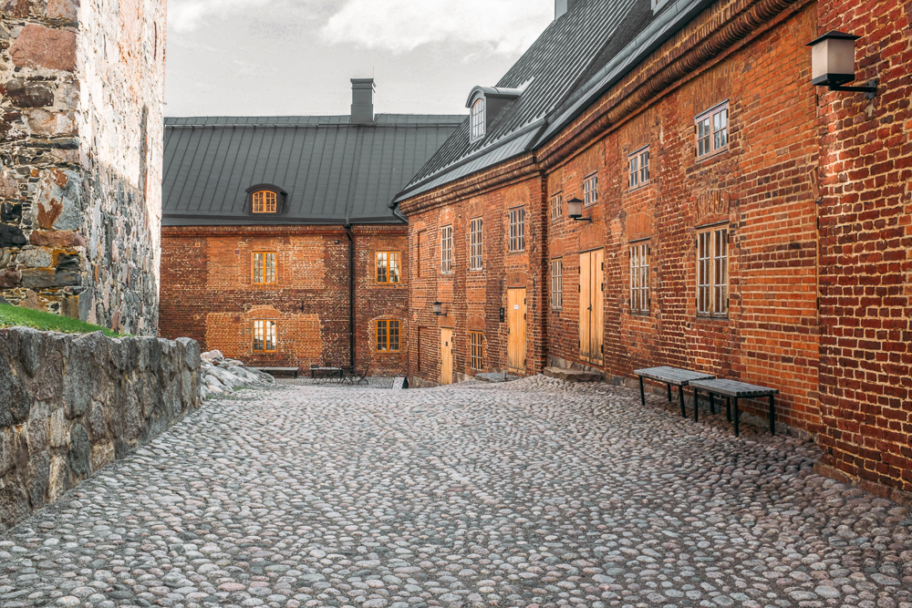 Häme Castle can easily be explored on a day trip from Helsinki.