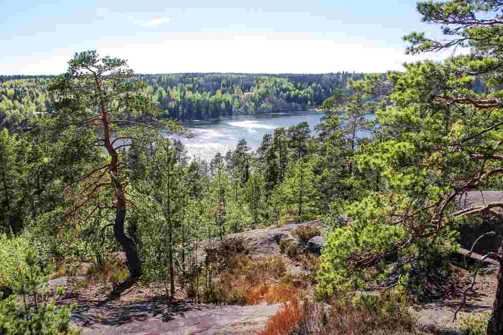 If you're looking for nature, take a day trip from Helsinki to Nuuksio National Park.