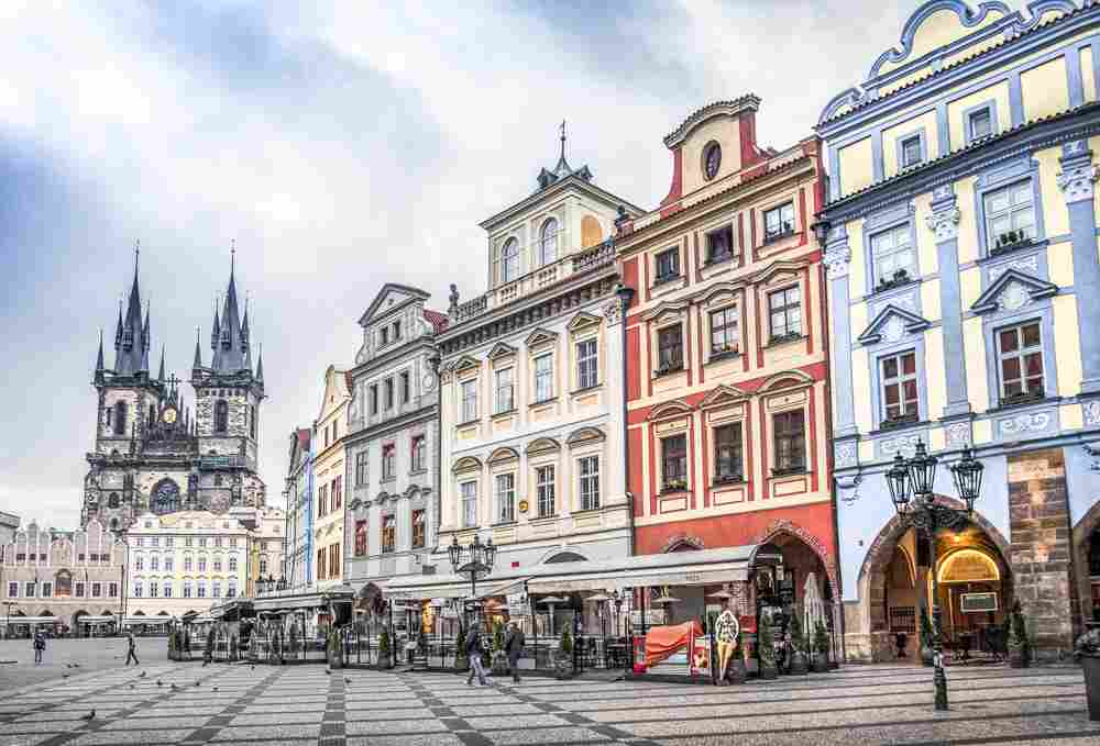 During your 24 hours in Prague you will obviously see the Old Town Square.