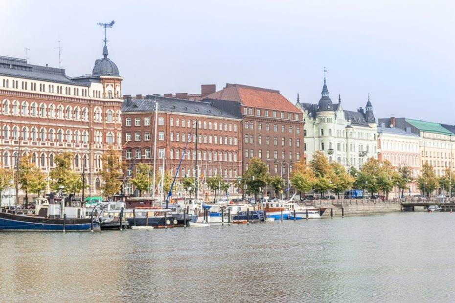 Seeing the Helsinki cityscape is one of the best things to do when spending one day in Helsinki.