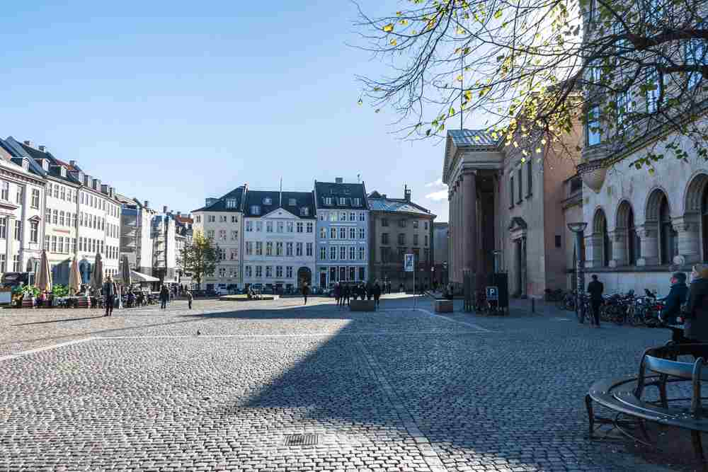 Nytorv is only one stop of many on this mapped walking tour of Copenhagen.