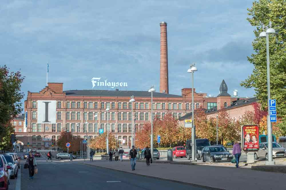 Take a trip into the industrial heart of Finland on this day trip from Helsinki.