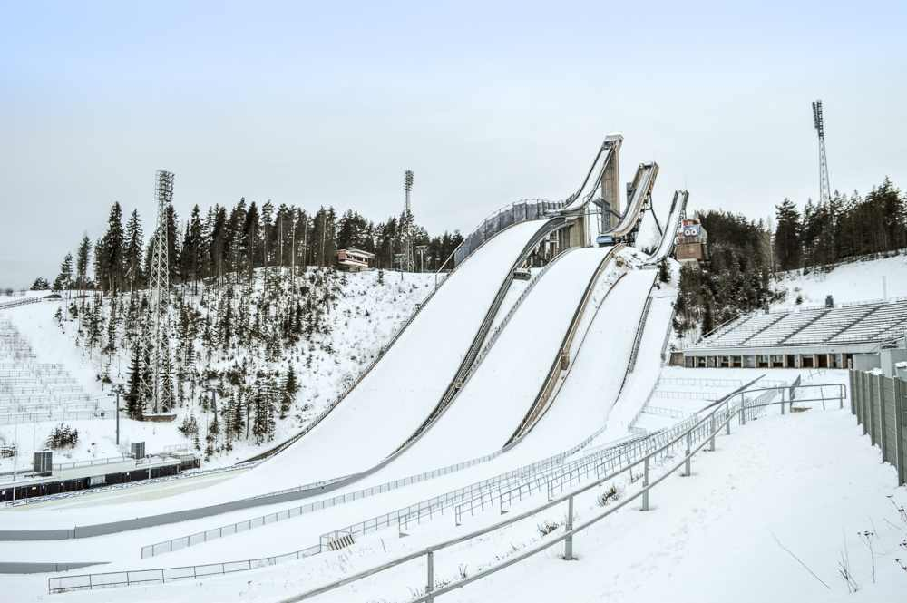 Lahti is the perfect day trip from Helsinki for sports lovers.
