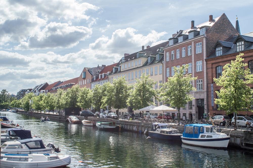 Christianshavn ist eine der schönsten Gegenden in Kopenhagen.