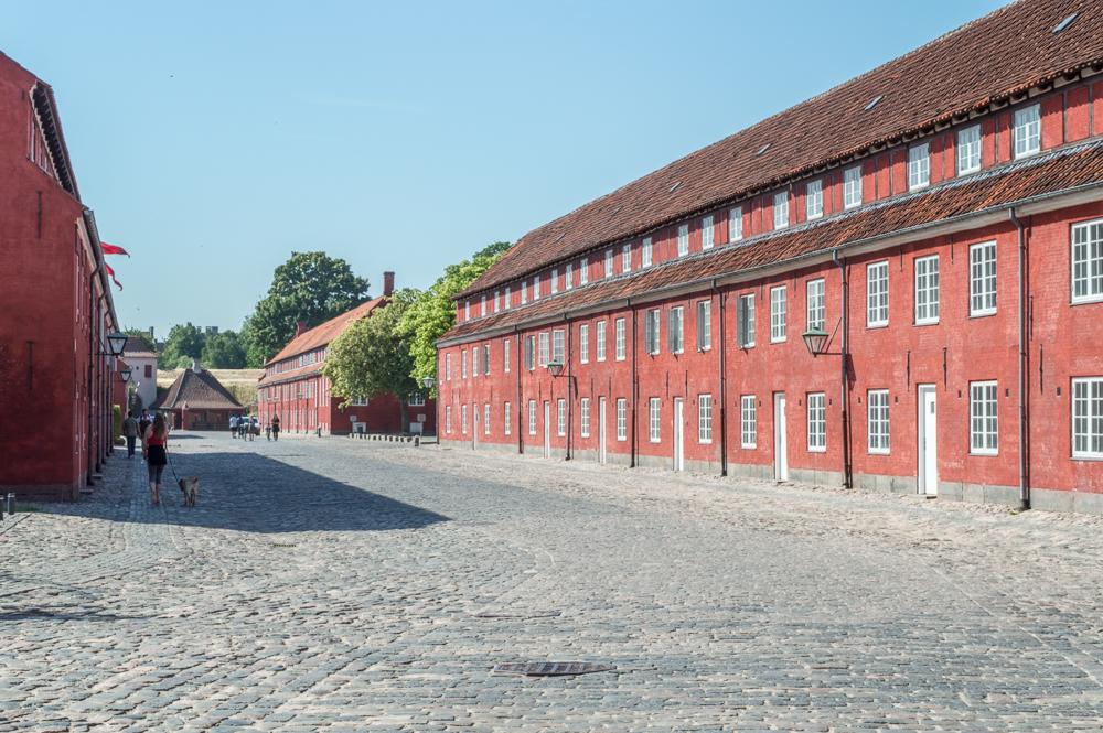 Das Kastell von Kopenhagen ist definitiv sehenswert.