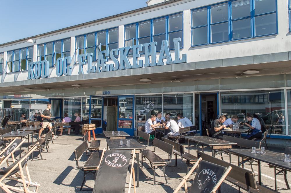 In Kodby findet man in Kopenhagen die besten Restaurants und Cafes.