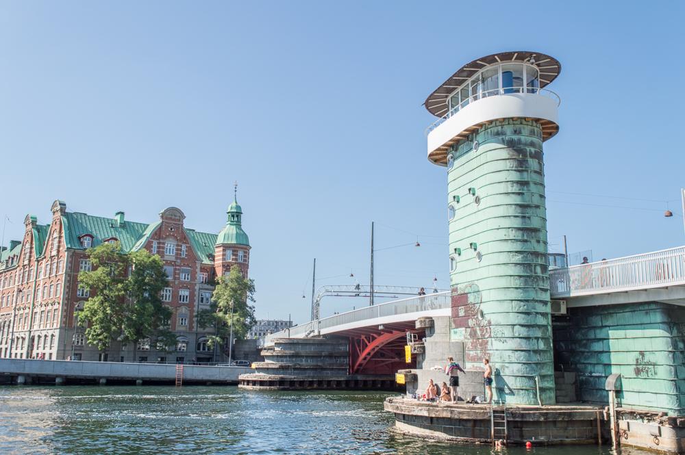Der Kulturtaarnet ist ein verborgener Schatz unter den Kopenhagen Sehenswürdigkeiten.