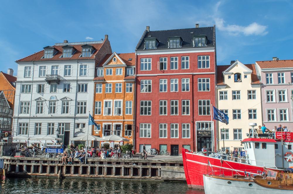 Nyhavn ist ein echtes must-see in Kopenhagen.
