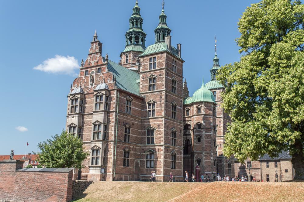 Schloss Rosenborg ist eine der besten Sehenswürdigkeiten in Kopenhagen.