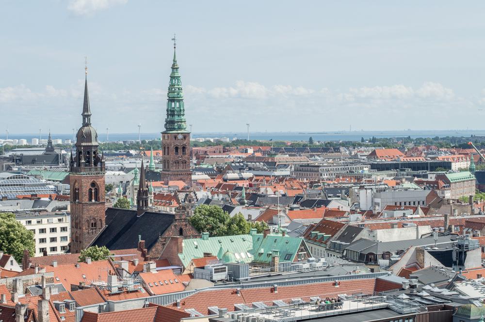 Der Rundetaarn ist einer der besten Aussichtspunkte in Kopenhagen.