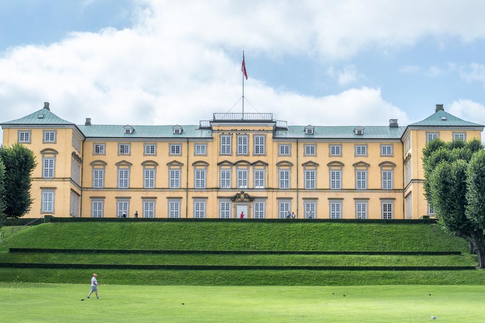 Schloss Frederiksberg ist ein wahrer verborgener Schatz in Kopenhagen.