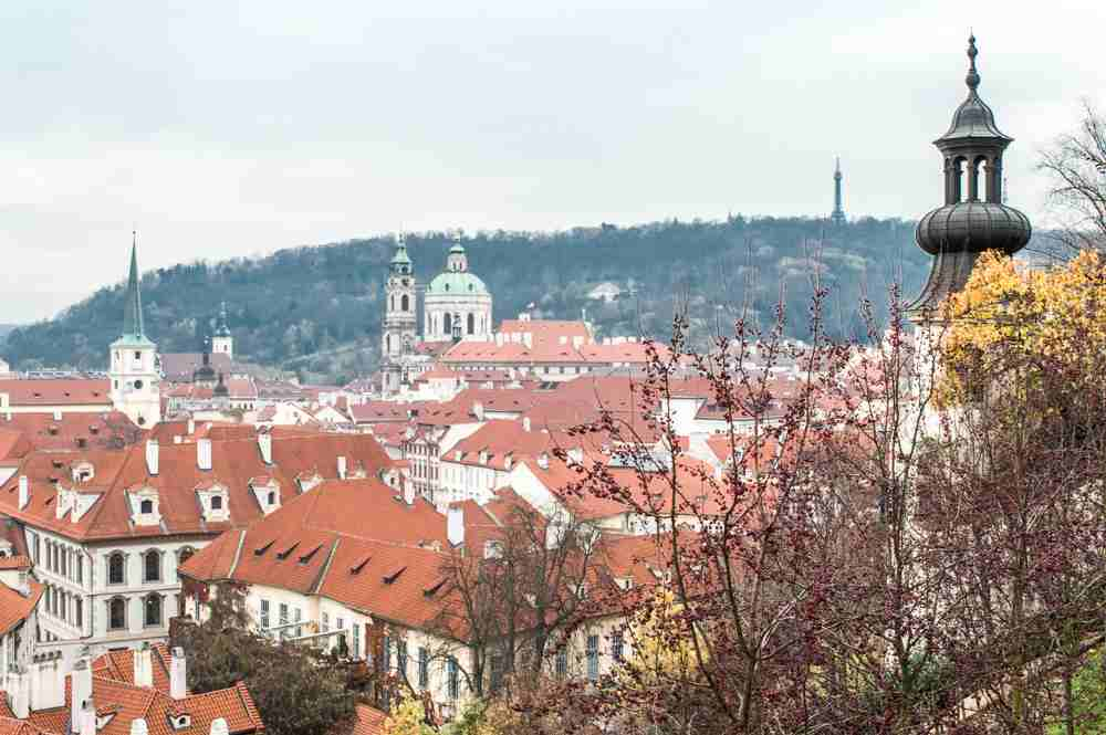 You can see a lot in just 24 hours in Prague!
