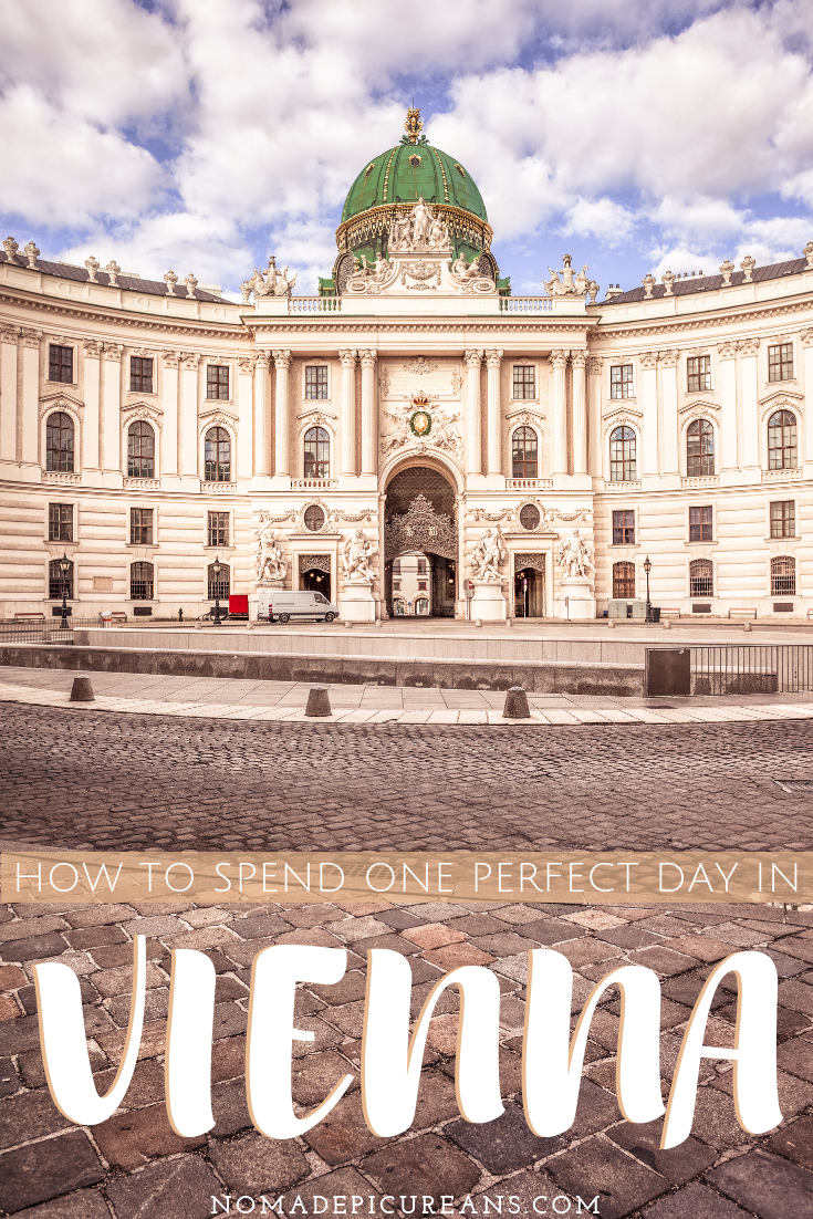 Got only one day in Vienna? Make the most out of your 24 hours in Vienna with our itinerary! Written by an Austrian, this guide includes Vienna's highlights as well as some hidden gems! With map and practical tips. #travel #austria #vienna