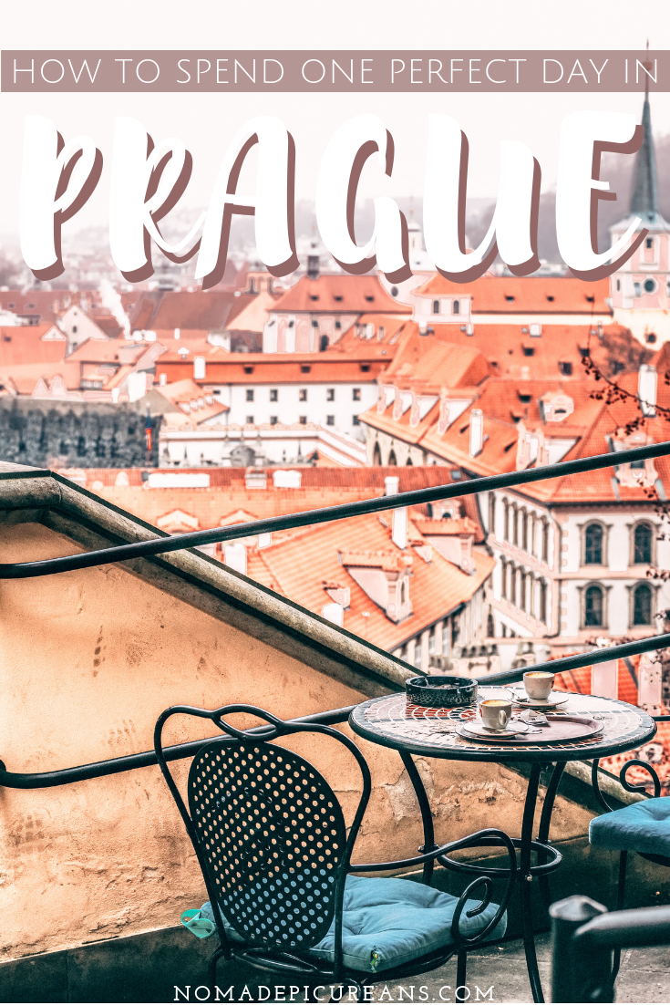 Got only 24 hours in Prague? Make the most of your day in Prague with this comprehensive guide. Whether you love architecture, shopping, or food, Prague has it all! Includes practical tips and map. #travel #prague #czechrepublic