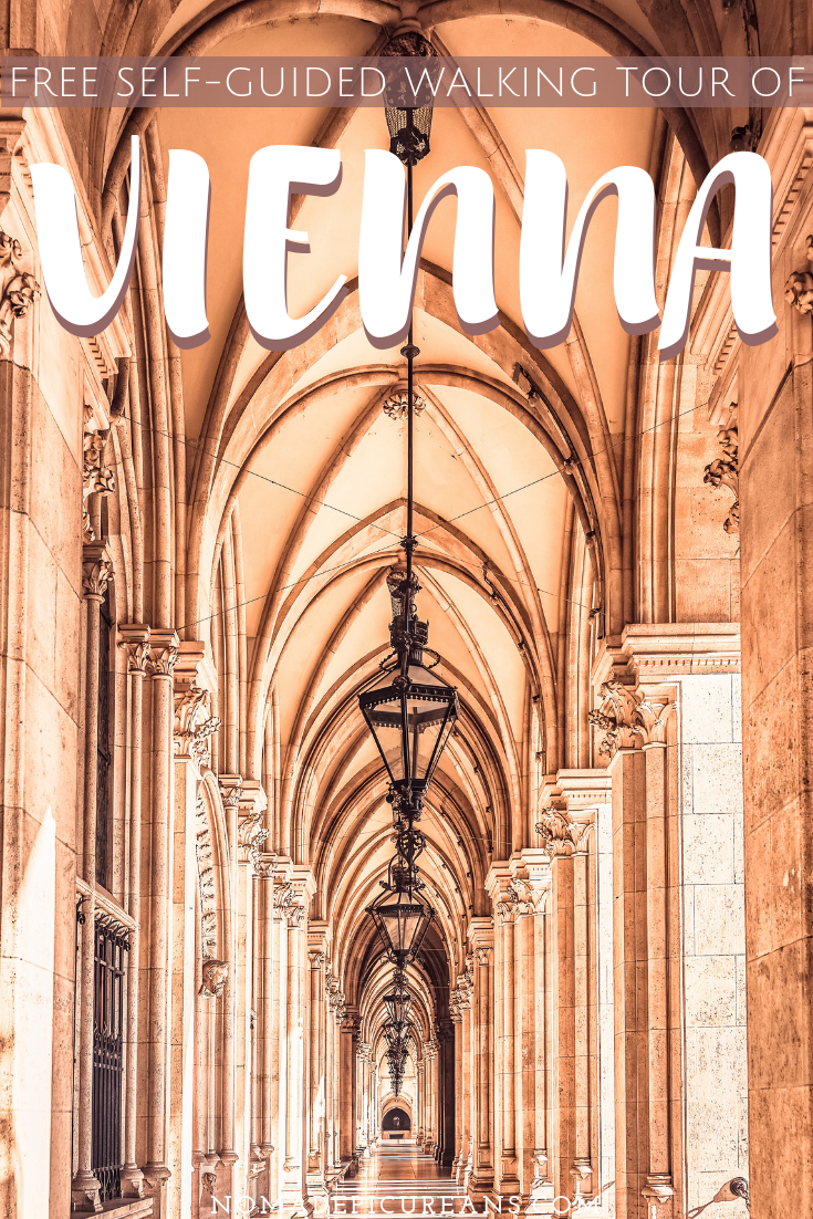 Want to save yourself time and money? Check out our self-guided Vienna walking tour (by an Austrian). Includes the city's best sights as well as numerous hidden gems. Includes a free map and insider tips! #travel #austria #vienna