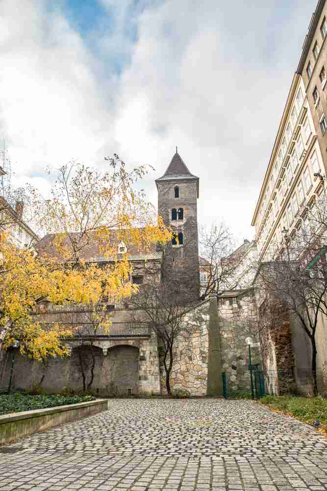 St. Rupert's Church is only one of the hidden gems you will see on this self-guided Vienna walking tour.