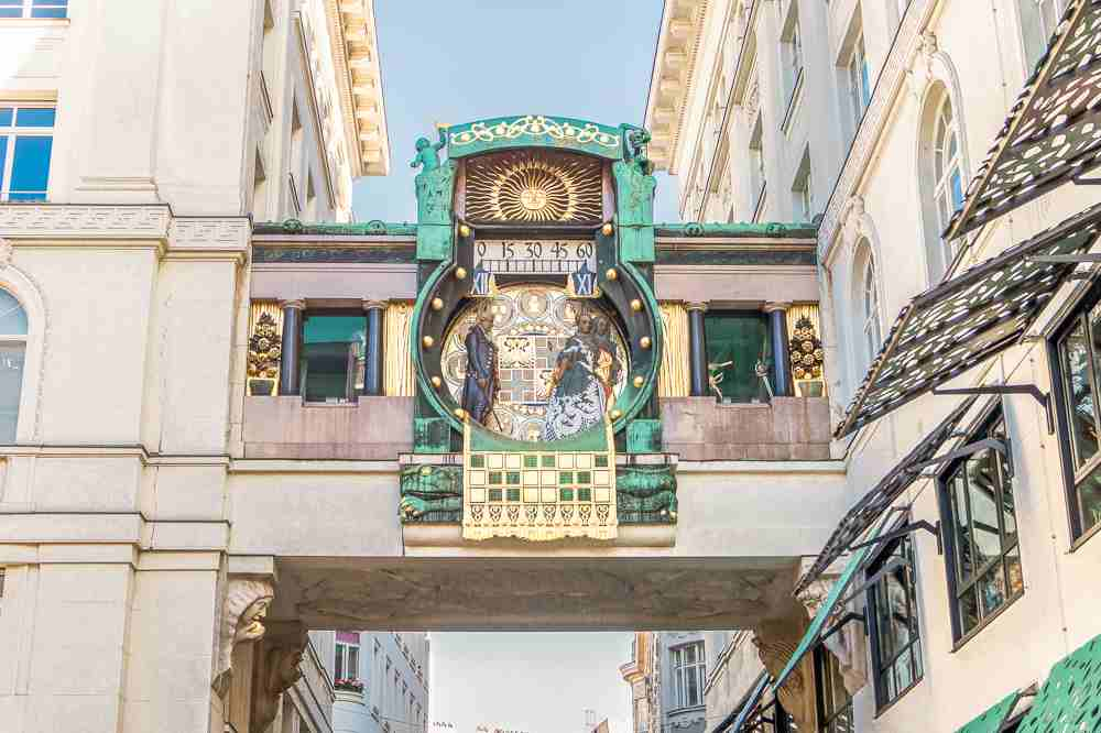 This Art Nouveau gem is only one of the few gems you will see on this Vienna walking tour.