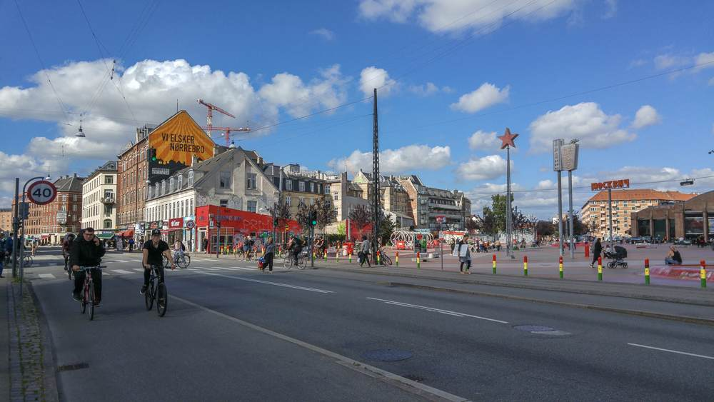 Nørrebro is one of the neighborhoods you will see on your second day in Copenhagen.