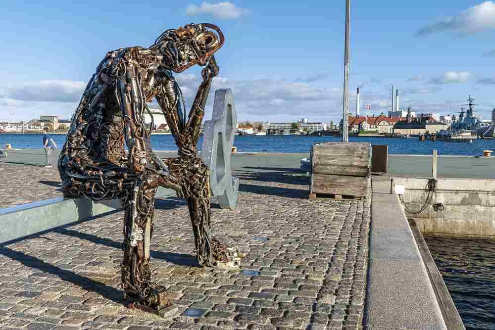 Enjoy industrial chic at Toldboden during your 24 hours in Copenhagen.