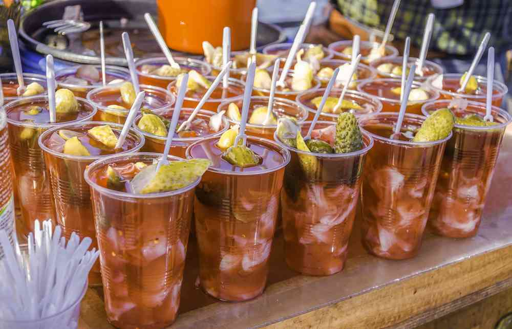 Turnip Juice is one of the best street foods to try in Istanbul.