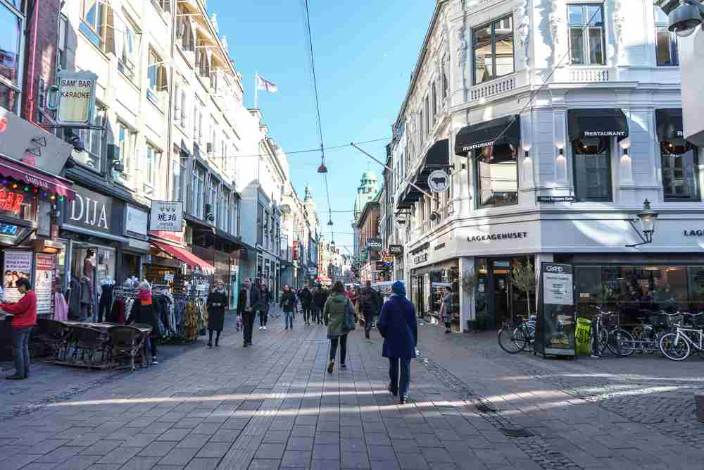 Explore the city's best sights on this self-guided walking tour of Copenhagen.