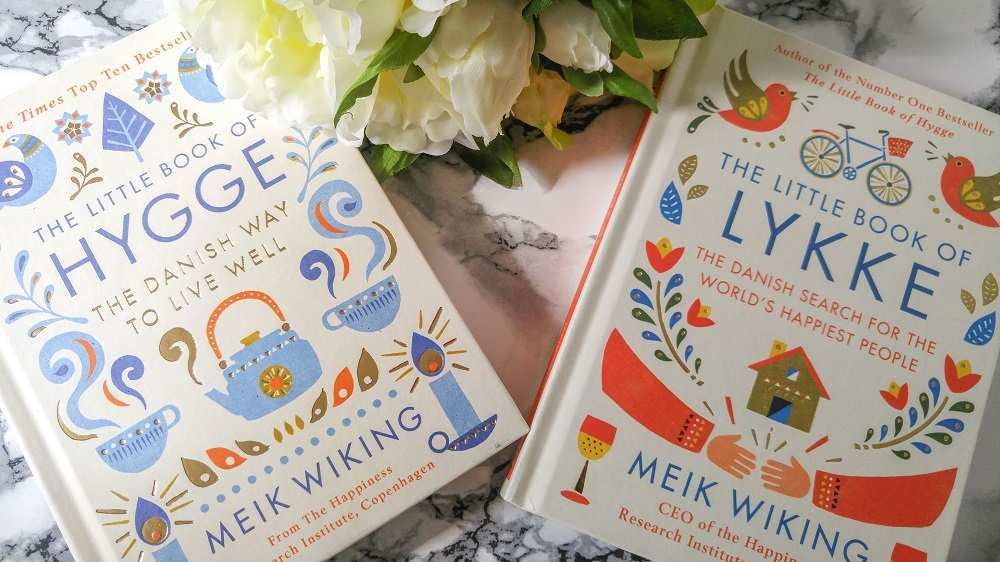The Little Book of Hygge is one of the best gifts to bring home from Denmark.