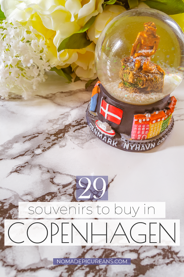 Are you looking for some authentic Danish souvenirs? Need to bring home some Copenhagen souvenirs for your friends? Look no further than our complete guide to the best gifts from Copenhagen. Written by a local with tips on how to save money! Includes souvenirs for all budgets. #traveldestinations #europedestinations #denmark