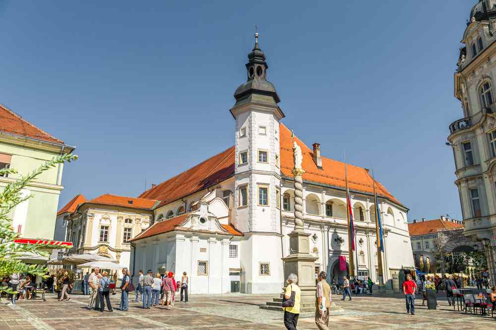 Things to do in Maribor: The Maribor Castle and Regional Museum is one the must-see attraction when sightseeing in Maribor.