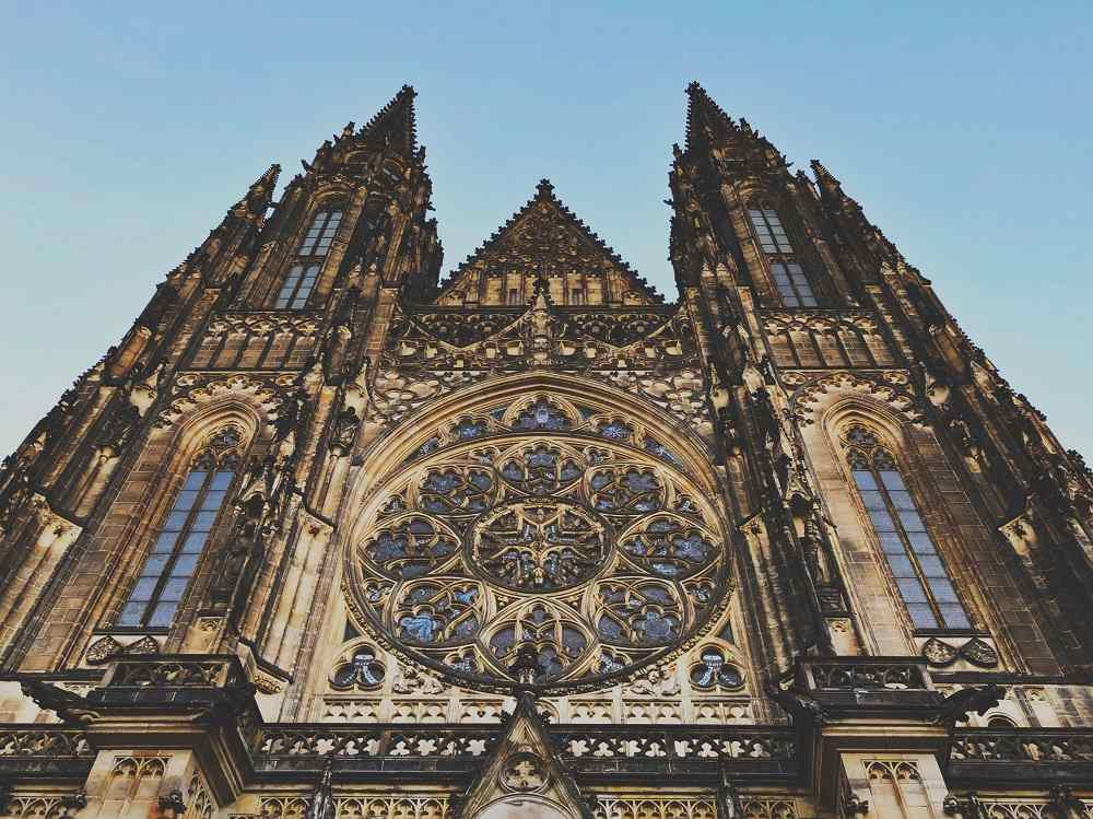 St. Vitus Cathedral is one of the best things to see in one day in Prague.