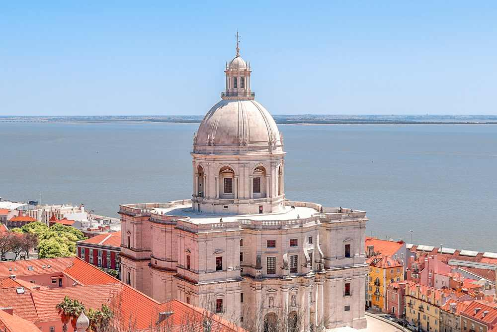 Head to Portugal if you're in search of beautiful Baroque architecture in Europe.